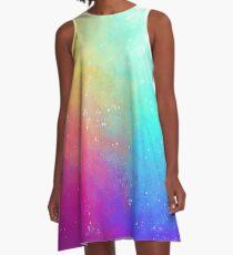 Galaxy Sky A-Line Dress