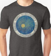 Astronautics Agency of USA - Discovery Unisex T-Shirt