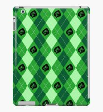 Grass Energy iPad Case/Skin