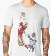 "Dwight Clark's ""The Catch"" Men's Premium T-Shirt"