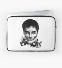 Living Dead Dude Laptop Sleeve