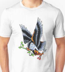 Neo-Traditional Eagle  Unisex T-Shirt