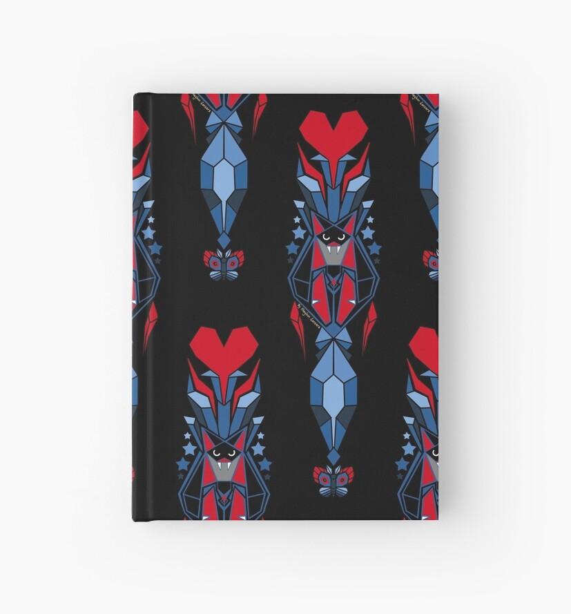 Geometry - Bat by kerkopes