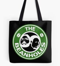 The Beanholes Logo Tote Bag
