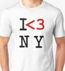 I <3 NY Unisex T-Shirt