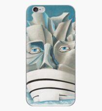 Both Guggenheim's Portrait iPhone Case