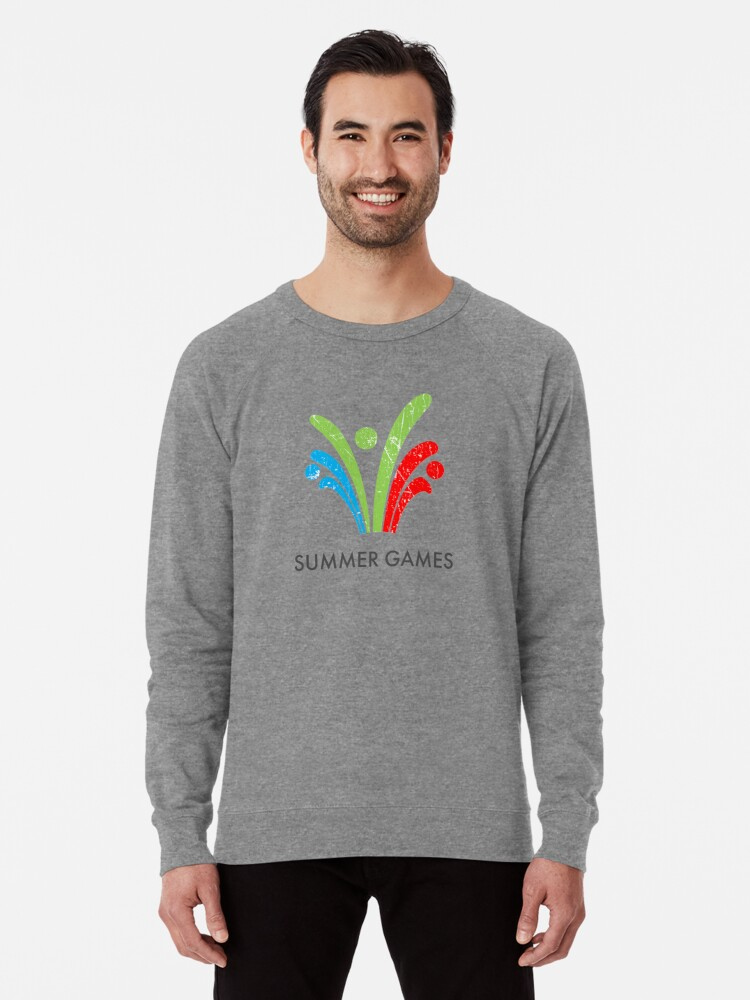 Mei summer games sweater