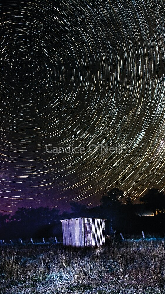 Oakhampton Star Trail by Candice O'Neill