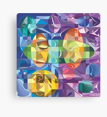 Abstract Series 2 Canvas Print