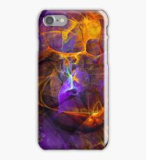 Inspiration - colorful digital abstract art by Gordan P. Junior iPhone Case/Skin