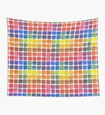 Mix it Up! - Watercolor Mixing Chart Wall Tapestry