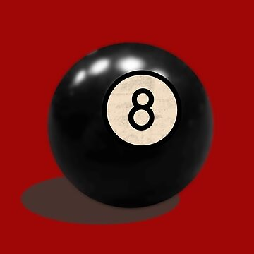 8 Ball Photo by cpinteractive