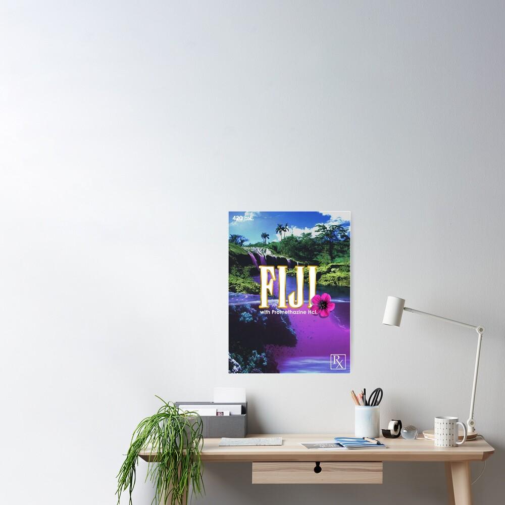 Purple Dream Poster