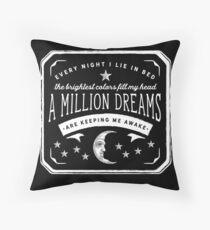 Cojín A Million Dreams (El mejor hombre de espectáculo)