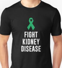 Kidney Disease Awareness Unisex T-Shirt