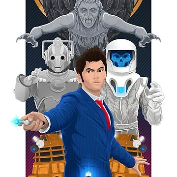 Time Lord Victorious by agliarept