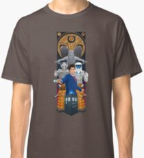 Time Lord Victorious Classic T-Shirt