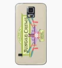 Tales from the Jungle Crews Podcast Logo Case/Skin for Samsung Galaxy