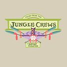 Tales from the Jungle Crews Podcast Logo by JungleCrews