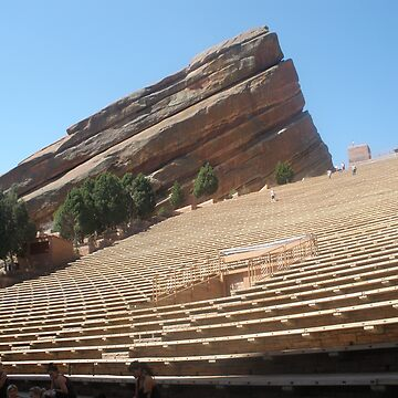 Red Rock Amphitheatre - Colorado by AntheaSlade