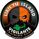Vigilante Training Camp Sticker Version by RyanAstle