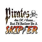 Pirates are ok, I guess... by JungleCrews