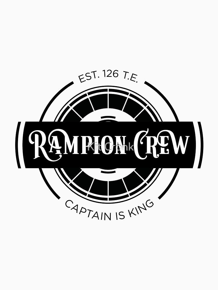 Lunar Chronicles Rampion Crew by rubyandpearl