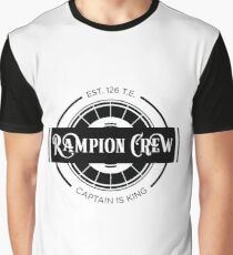 Lunar Chroniken Rampion Crew Grafik T-Shirt