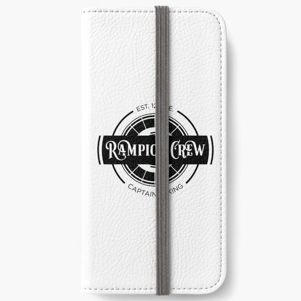 Lunar Chronicles Rampion Crew iPhone Wallet