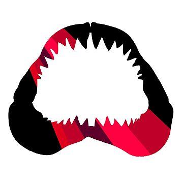 Shark Jaw by JoeStraz