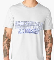Greendale Community College Alumni Men's Premium T-Shirt