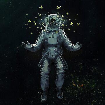 Mystic astronaut by andreyusachov