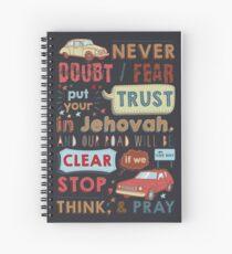 STOP, THINK, & PRAY Spiral Notebook