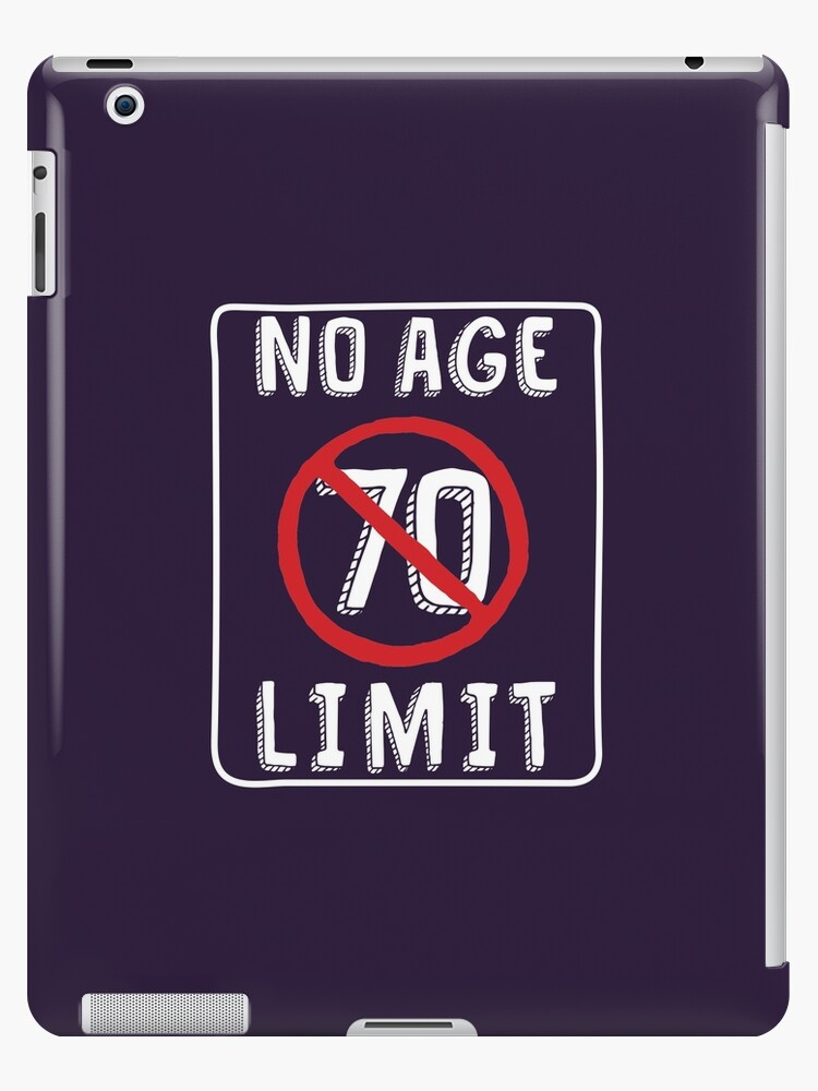 No Age Limit 70th Birthday Gifts Funny B Day For 70 Year Old