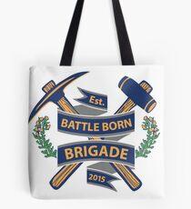 Battle Born Brigade Tote Bag
