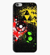 Super Smash Paint Bros. iPhone Case