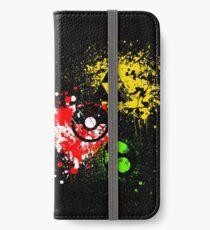 Super Smash Paint Bros. iPhone Wallet/Case/Skin