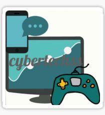 Cybertechss  Sticker