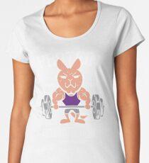 Protein Gym Womens Premium T Shirt
