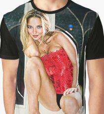 Czech Corset Graphic T-Shirt