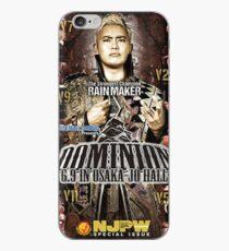 RAINMAKER KAZUCHIKA OKADA DOMINION TEE iPhone Case