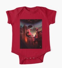 Mary Poppins- The Great Movie Ride One Piece - Short Sleeve