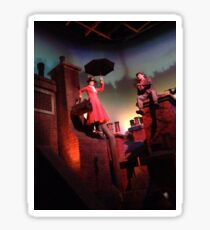 Mary Poppins- The Great Movie Ride Sticker