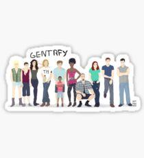 Gentrfy This! Sticker