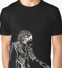 Cardinal Copia - Ghost Graphic T-Shirt