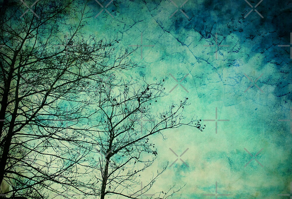 Morning Blue by Ingrid Beddoes