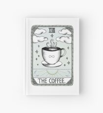 The Coffee Hardcover Journal