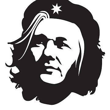 Che Assange by KKPeanut