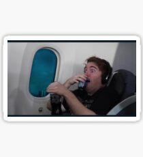 Shane Dawson sipping tea (root beer) Sticker
