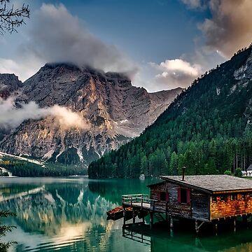 Lake Braies Lake Prags by phil009